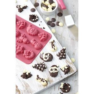 Scrapcooking - moule chocolats de noël