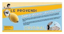 Achat en ligne Savon provendi avec support à fixer au citron 300g