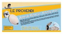 Achat en ligne Savon au lait d'amande avec support à fixer 300g