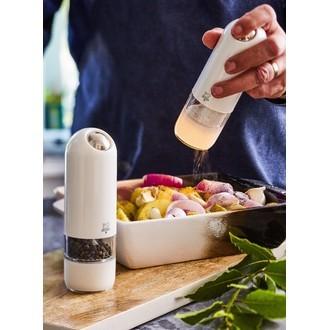 Peugeot - coffret avec moulin à poivre et sel électrique alaska