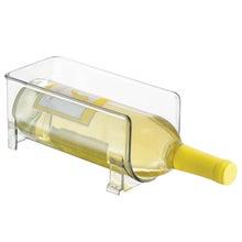 Achat en ligne Bac rangement frigo 1 bouteille acrylique 10,3x10x20,5cm