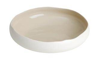 Assiette calotte oslo lin 20cm