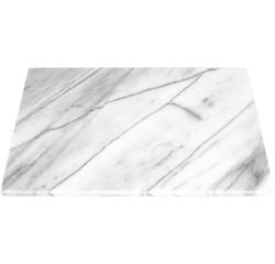 Achat en ligne Planche rectangulaire en marbre 46X30X1,2CM