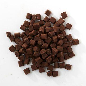 Chunks de chocolat noir en sachet 250g