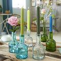 Soliflore bouteille en verre