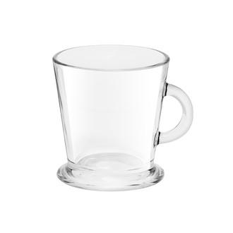 Tasse à café transparente 18cl