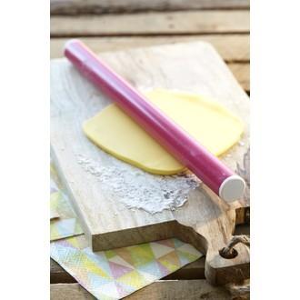 SCRAPCOOKING - Rouleau pour pâte à sucre en plastique 38cm