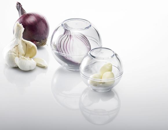 Achat en ligne Set de 2 boites frigo fraîcheur et anti-odeur transparente