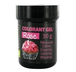 compra en línea Colorante de alimentación en gel rosa Patisdecor (30 gr)