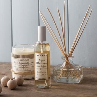 Durance - bougie parfumée bois précieux 180g