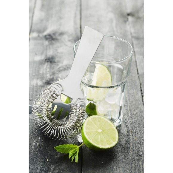 Passoire à cocktail en inox