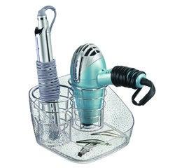 Achat en ligne Range sèche cheveux et fer à lisser en acrylique