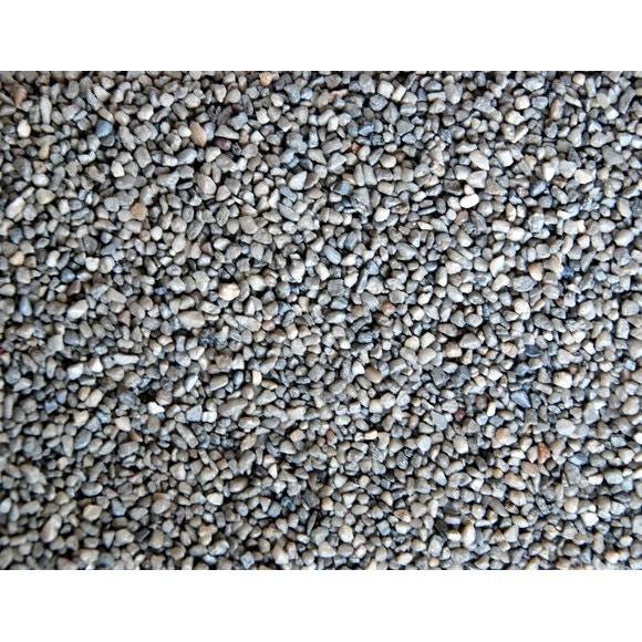 Achat en ligne Pierres décoratives grises en seau 1,45kg