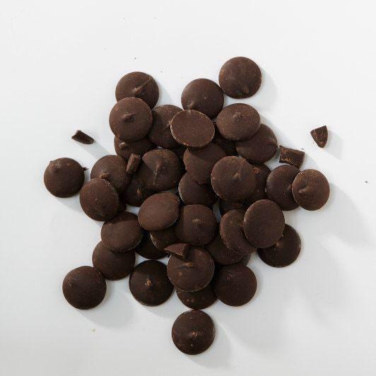 Chocolat force noire en pistoles 1kg