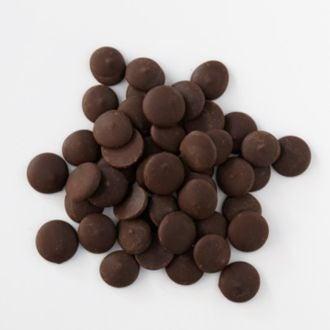 Chocolat de couverture noir de venezuela en pistoles 1kg