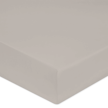 Achat en ligne Drap housse en coton grande épaisseur glaise 140x200cm
