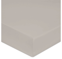 Achat en ligne Drap housse en coton grande épaisseur glaise 180x200cm