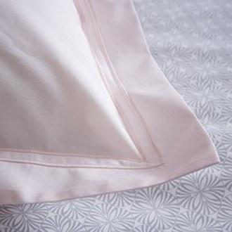 Zodio - taie d'oreiller carrée en percale make up 65x65cm