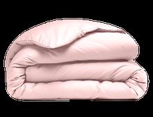 Achat en ligne Housse de couette 140x200cm en percale rose make up