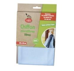 Achat en ligne Chiffon microfibre spécial vitres