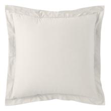 Achat en ligne Taie d'oreiller carrée en coton beige 63X63cm