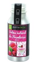 Achat en ligne Arôme naturel framboise liquide 50ml