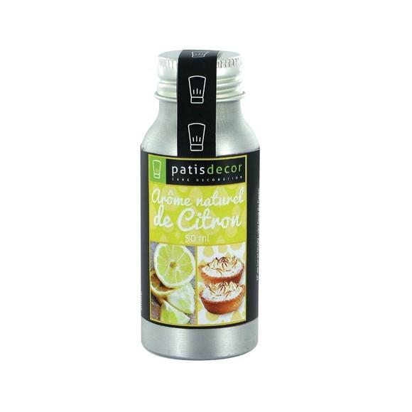 Achat en ligne Arôme naturel citron liquide 50ml