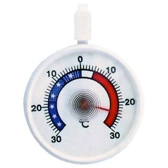 Thermomètre congélateur blanc  -40o à +30o