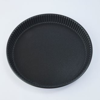 Moule à tarte en aluminium revêtu 31cm