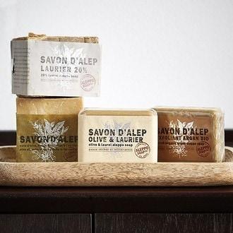 Tade - savon d'alep olive et laurier - 100gr