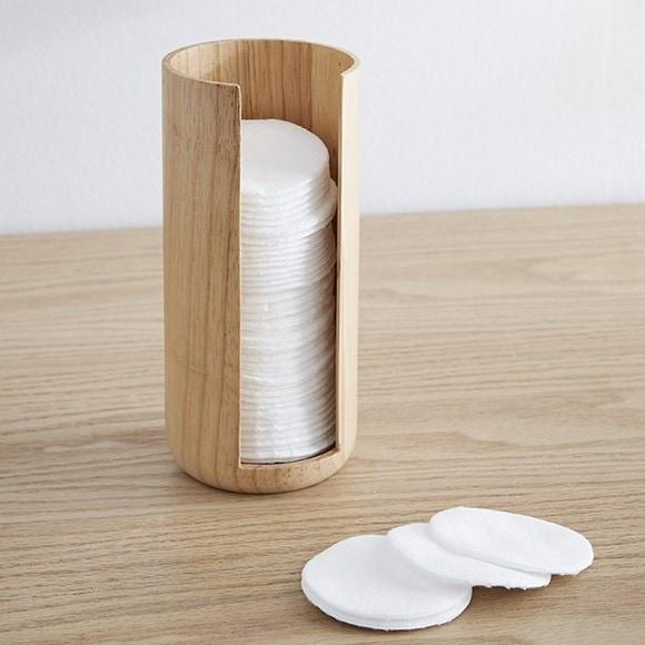Achat en ligne Distributeur à coton en bois