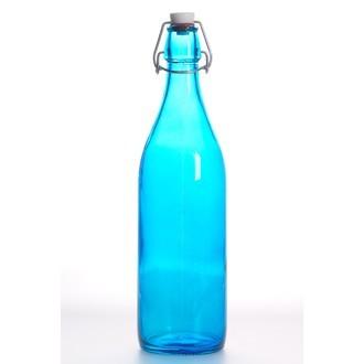 Bouteille à limonade bleu 1L