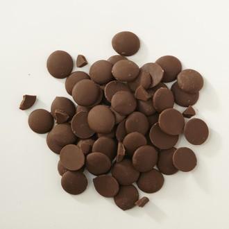 Chocolat de couverture au lait Alunga en pistoles 1kg