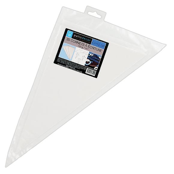 Achat en ligne Cornet à écriture en papier sulfurisé 31x20cm