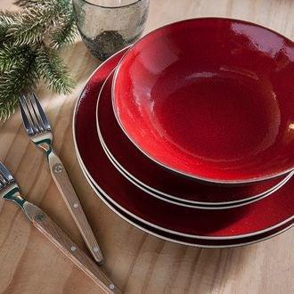 Assiette plate etna 27cm