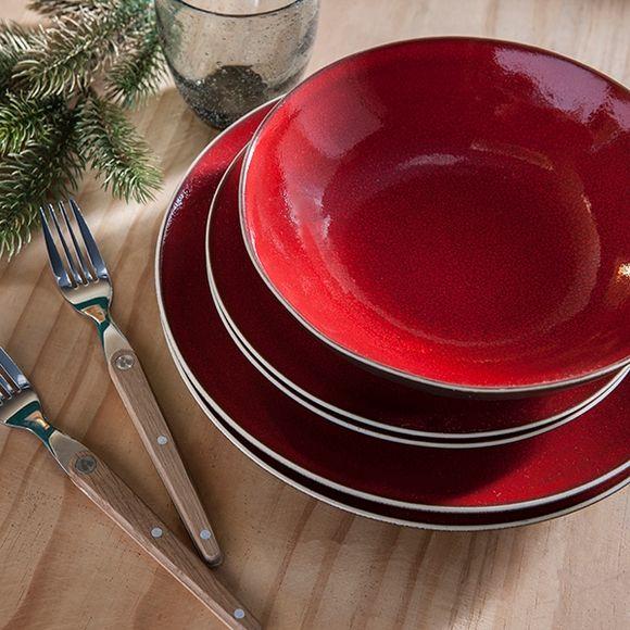 Achat en ligne Assiette calotte Etna 21cm