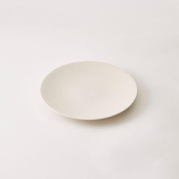 Achat en ligne Assiette à dessert Vezuvio blanche 20,5cm