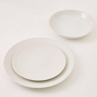 Assiette plate Rice 27cm