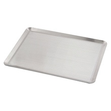 Achat en ligne Plaque de cuisson perforée en aluminium Technicake 30x40cm