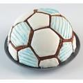 Moule à gâteau ballon de football