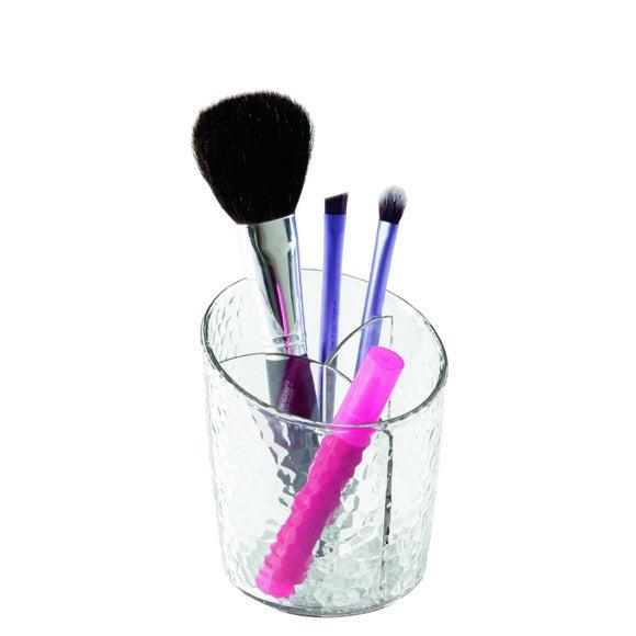 Pot à pinceaux ou crayons 3 compartiments Rain