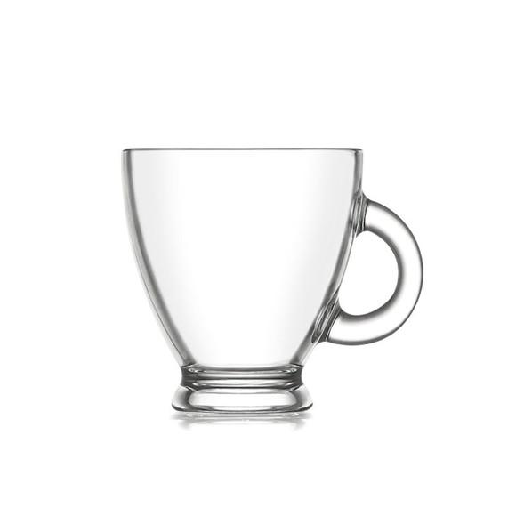 Achat en ligne Tasse à café transparente Roma 9,5cl