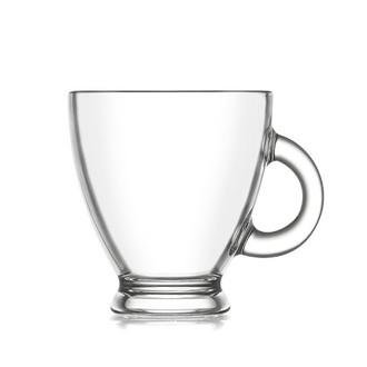 Tasse à café transparente Roma 15,5cl