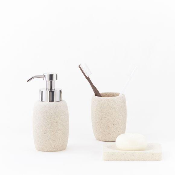 Distributeur de savon granit