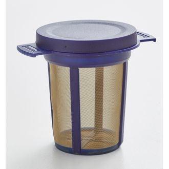 Set de 2 filtres à thé goldton emaillé Finum