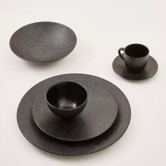 Saladier vezuvio noir 24cm