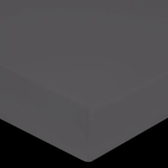 Maom - drap housse en percale caviar 160x200cm