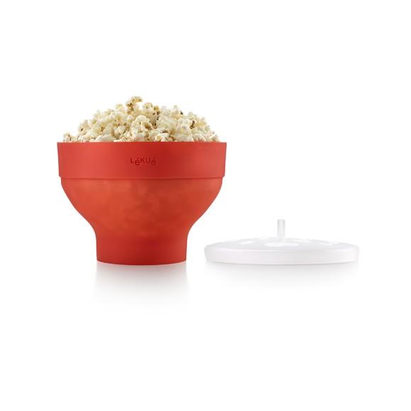 Cuoci popcorn rosso
