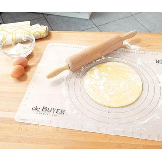 DE BUYER - Tapis en silicone avec marquage cercles 60x40cm