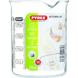 PYREX - Verre mesureur en verre 250ML